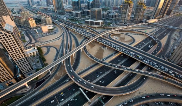 ROAD CLOSURES IN DUBAI FOR THIS WEEKEND