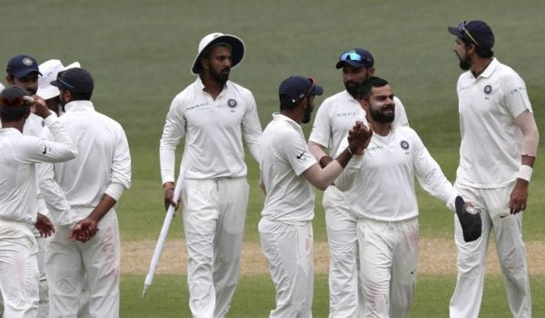 India beat Australia after a decade