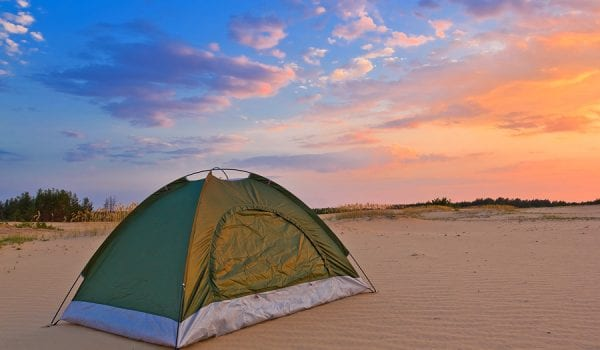 Follow these rules while Camping in the UAE