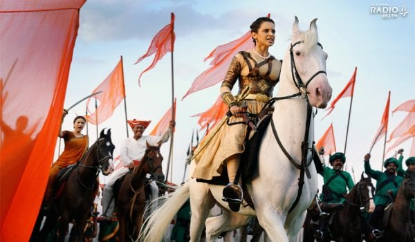 Manikarnika – the story of a true Braveheart Trailer out now!
