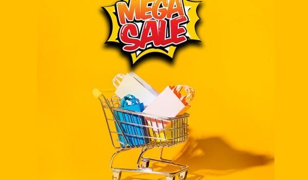 Mega 5 day sale in Dubai!