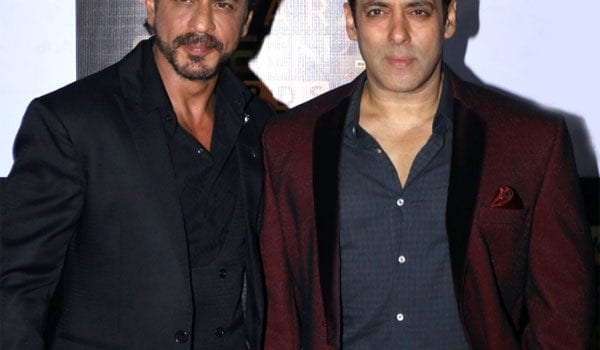 Salman and Shahrukh to star in a movie together!?
