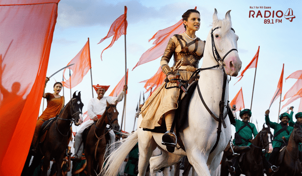 Manikarnika Review: Kangana rules this epic war drama!