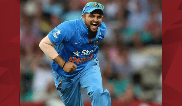 Suresh Raina becomes the first Indian to reach 8000 runs in T20