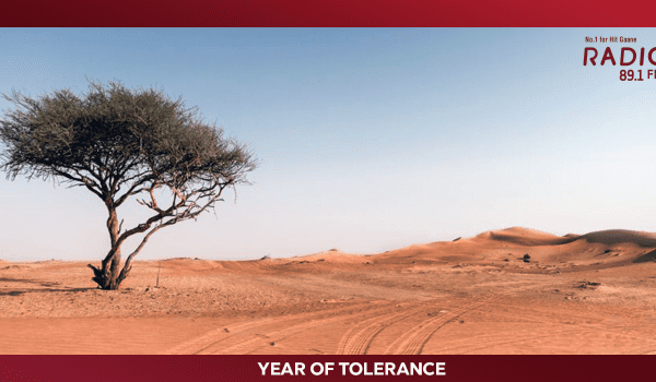 Ghaf Tree is officially declared as the theme for Year of Tolerance
