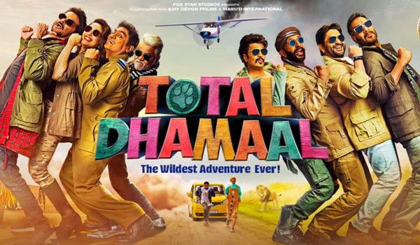 The cast of Total Dhamaal is in Delhi!