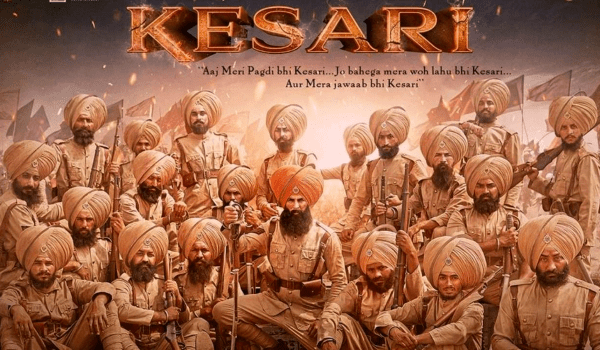 Review of Kesari | A rousing war drama