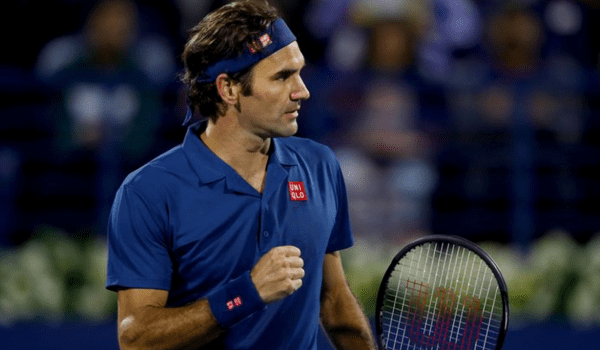 Tennis: Roger Federer makes it a century!