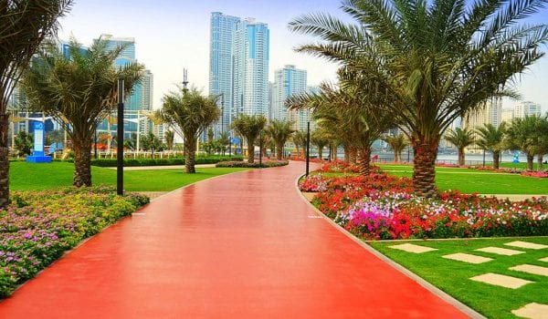 Sharjah: Solar Panels to be used in these parks!
