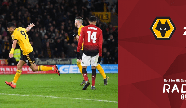Wolves end Manchester United's chase for the FA Cup