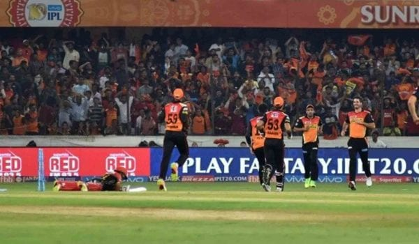 IPL: The finals fixture has been moved to Hyderabad