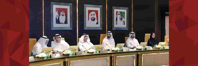 Cabinet Meeting in the UAE