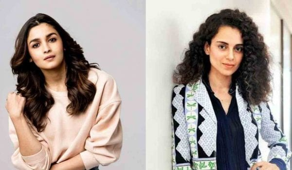 Alia Bhatt ignores Kangana Ranaut's harsh words