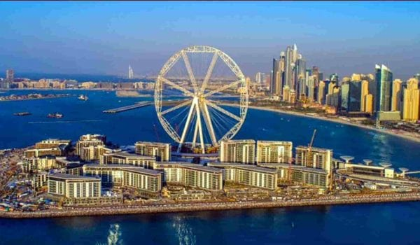 "Tallest Ferris Wheel ""Ain Dubai"" set to open in 2020"