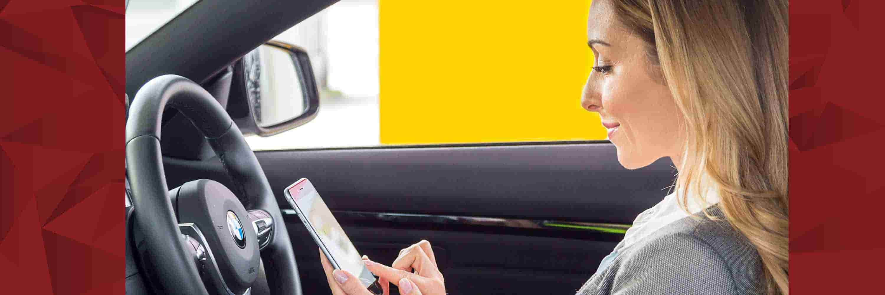 pay for fuel using your smartphones