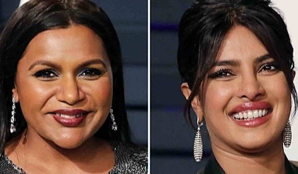 Priyanka Chopra collabs with Mindy Kaling for a film!