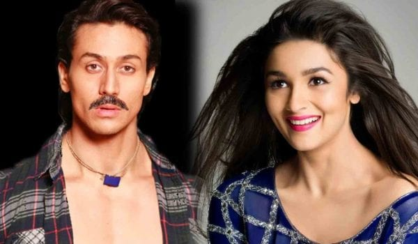 Tiger and Alia to collaborate for a film together?