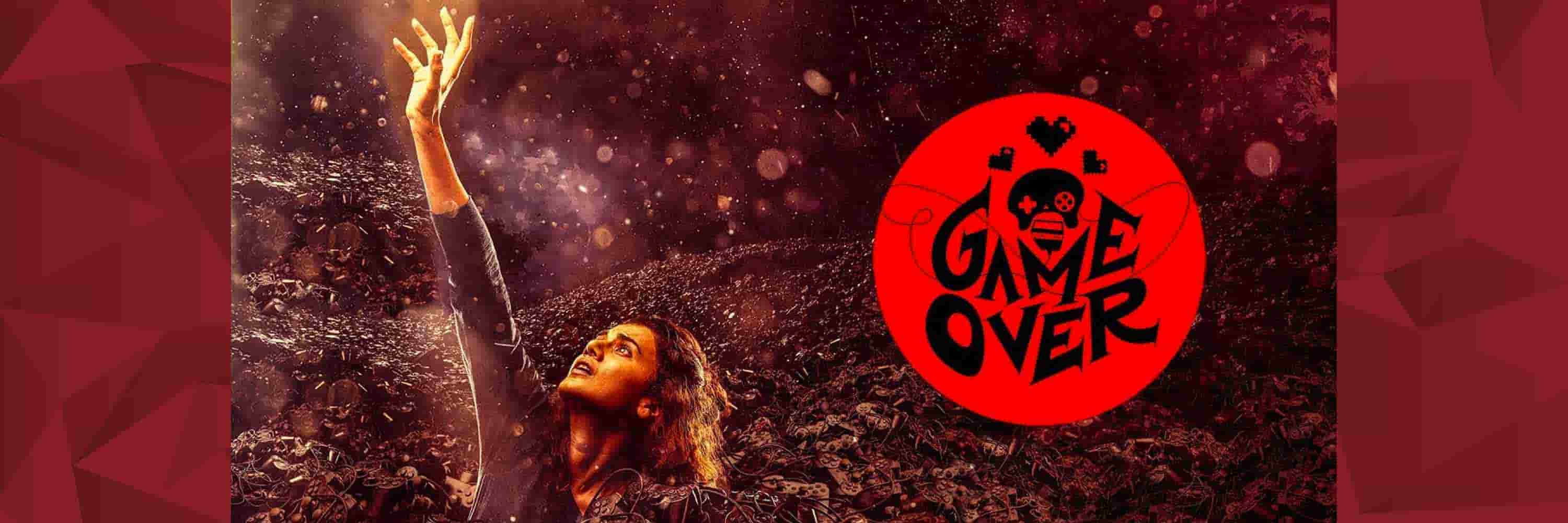 Review of Game Over | Twisted tale of terror - 89 1 Radio 4