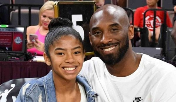Kobe Bryant & daughter Gianna pass away in a helicopter crash