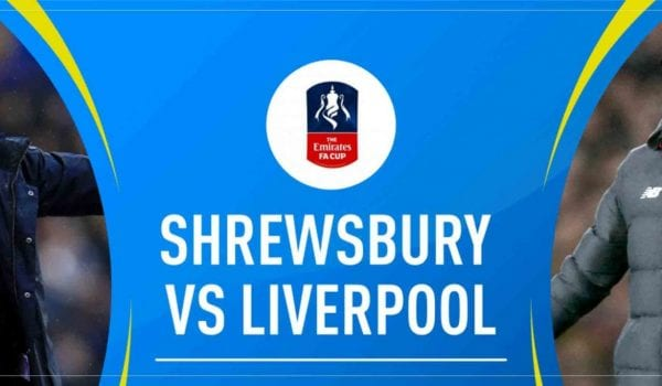Shrewsbury shock Liverpool in the FA Cup