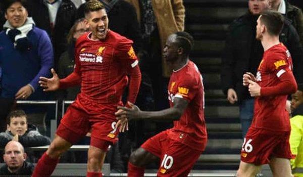 Liverpool is still unbeaten!