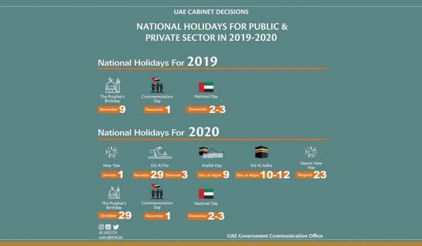 Next holiday in the UAE?
