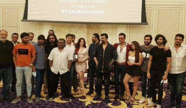 Producer Gaurang Doshi to resume his ambitious Dubai webseries