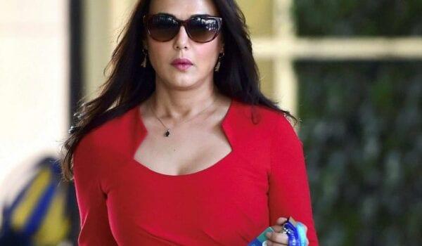 Can you guess Preity Zinta's #NewBeginnings?